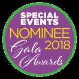 2018 gala nominee logo