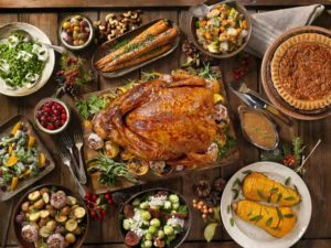 food pn table