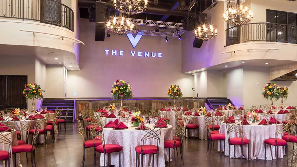 the venue vegas