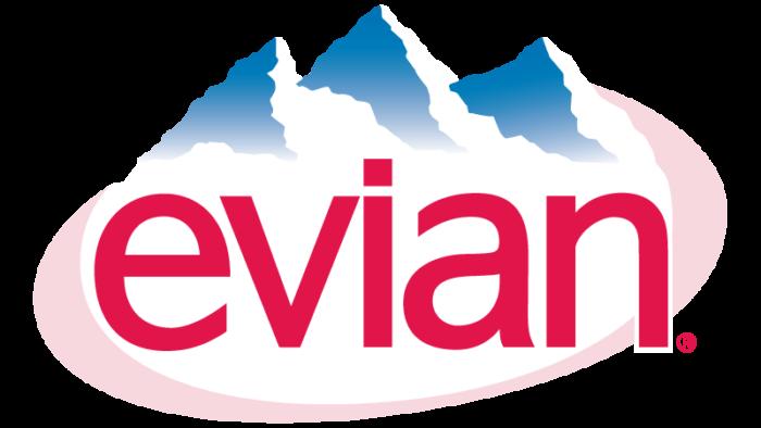 Evian Logo