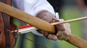 archer preparing
