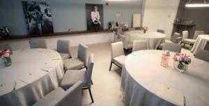 Dior event room setup