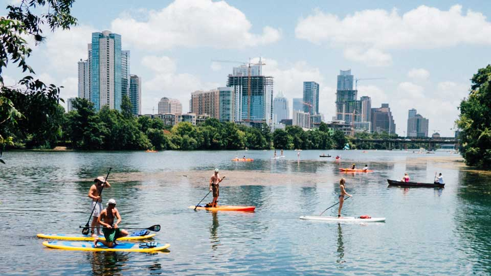 austin waterfront