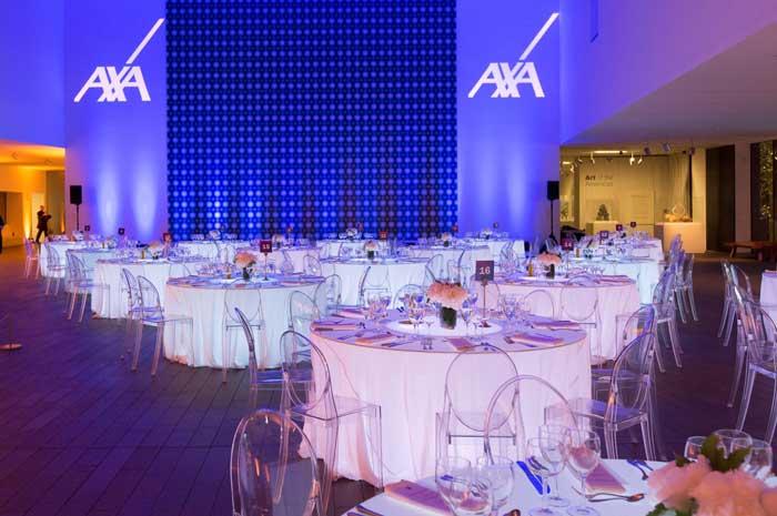 AXA event room