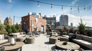 A.R.T. SoHo rooftop NYC