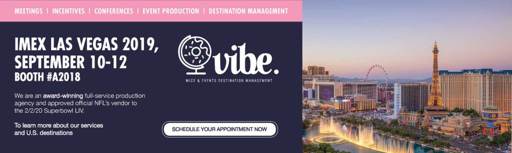 homepage - The Vibe Agency