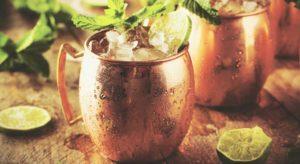 ancien verre cocktail