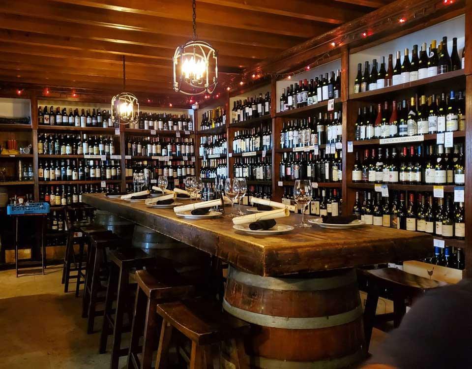 El Carjo dining room