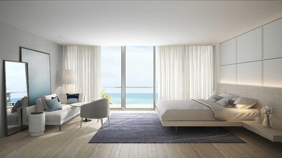 Celino Hotel South Beach Guest Room