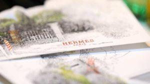Hermes invitation
