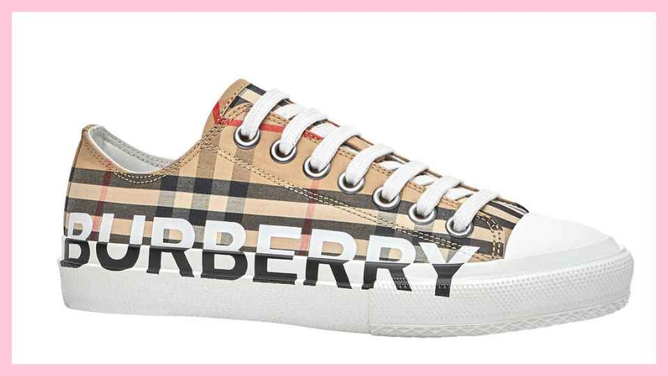 burburry shoe