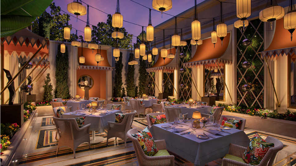 Baccarat Bar at Resorts World